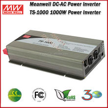 Meanwelll TS-1000-112 (1000W 12V) True Sine Wave DC-AC Power Inverter