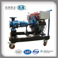 KYC 24v Engine Driven Irrigation Water Pump