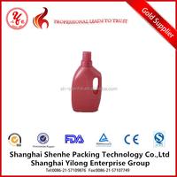 pet bottle Laundry detergent bottle 2 liter plastic bottles