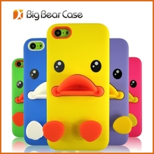 Rubber duck 3d cartoon phone case
