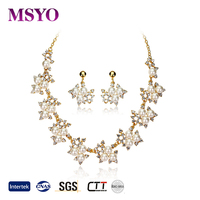 MSYO Brand 18K Gold Fashion Jewellery