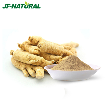 good quality american ginseng extract ginsenosides with ISO GMP HACCP KOSHER HALAL certificated
