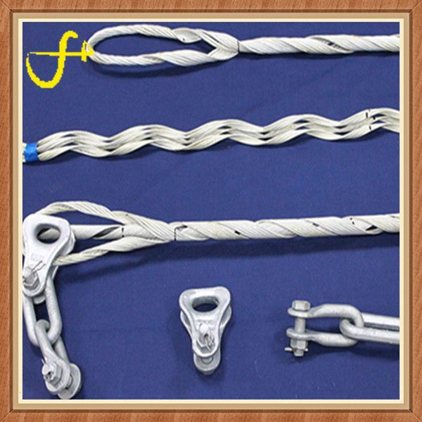 Electrical Preformed goods of preformed conductor tension set hot sale in bolivia