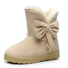 Wholesale Winter Ladies Women Platform Ankle Snow Boots