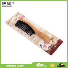Most popular home use handmade flat topper comb