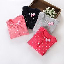 C21234B Latest Fashion Kids Girls Winter Autumn Sweaters