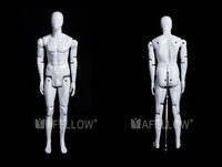 movable joint mannequin male mannequin for display clothing