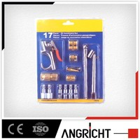 K113 China factory 18pcs mechanical air conditioning tools set kit