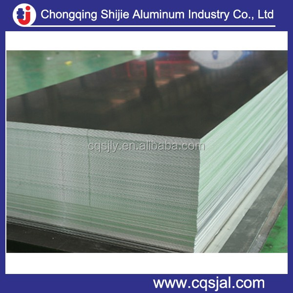 EN AW 5052 5083 5754 marine grade Aluminum plate with competitive price