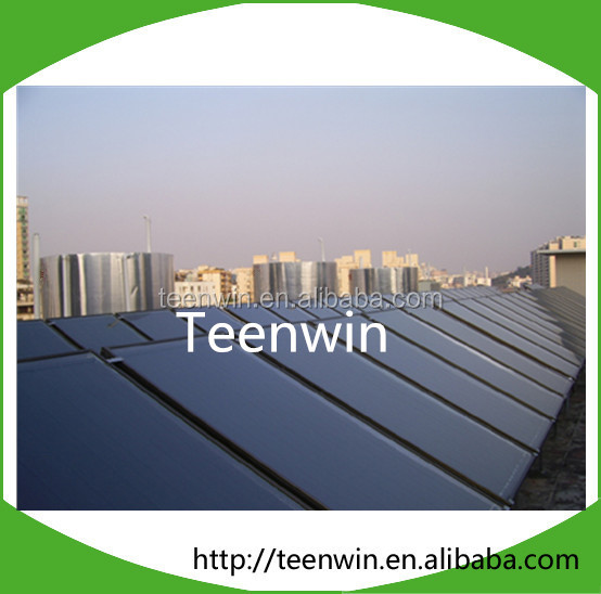 Teenwin High Quality Flat Panel Solar Hot Water System