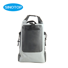 China promotional outdoor gear water proof backpack dry bag with pockets in stock