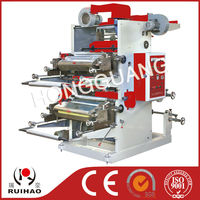 YT Series Double Color Plastic Film Printing Machine