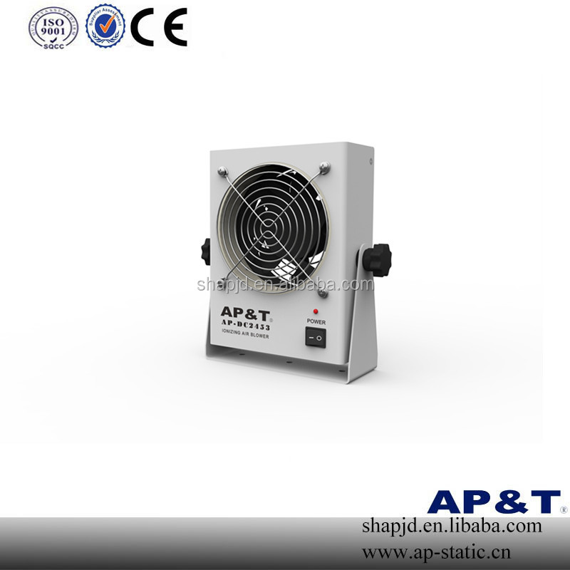 AP-DJ1101 Static elimination cross flow ionizing air blower dust removal fan