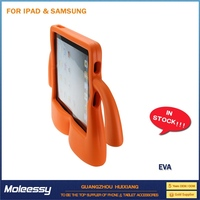 Cheap eva handle hold protective protect case for ipad 2/3