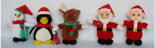 Inflatable christmas santa claus 3meter height air dancer/sky dancer/dancing man