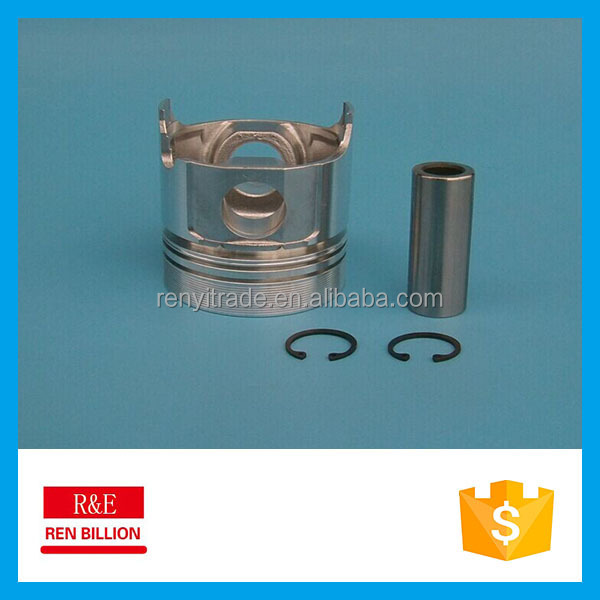 4D84-2 engine piston for Hyundai Doosan Volvo Liugong excavator piston