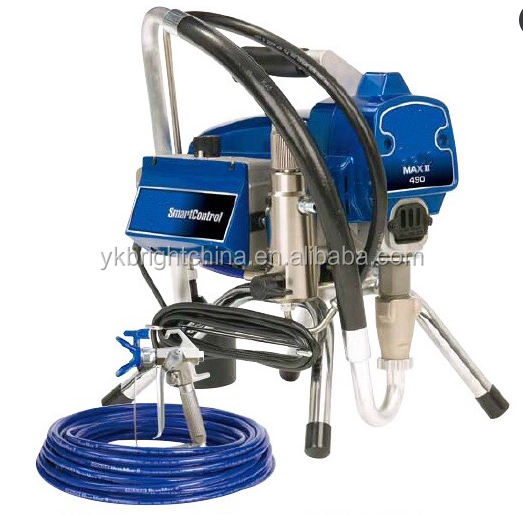 factory selling 249932 and electric control board GR piston pump 490 495 airless paint sprayer graco