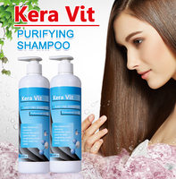 Kera vit Best 500ml Purifying Hair Care Shampoo