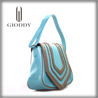 High quality New arrival leather bags made in korea