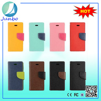 Popular custom leather back cover case for samsung galaxy win i8552