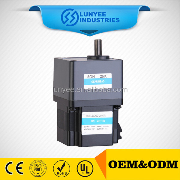 12v 24v dc motor for electric vehicle