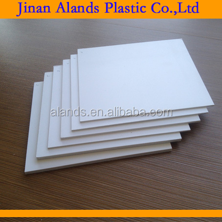 pvc cover plastic sheet pvc foam sheet