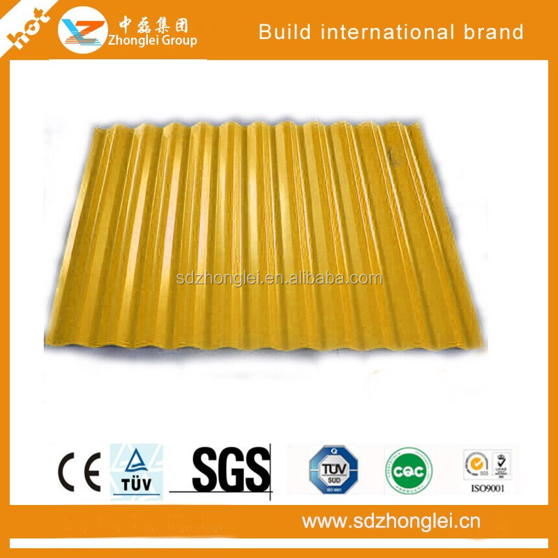 low price metal iron roofing tile/corrugated steel roofing sheet/ppgi steel sheet