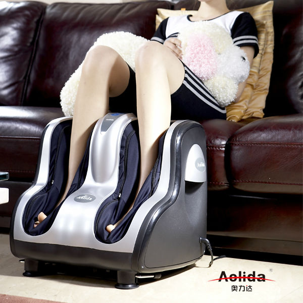 Electric Foot <strong>Massager</strong> / India Leg Calf <strong>Massager</strong> Review DLK-C01A