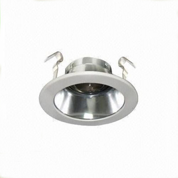 downlight spare part deep draw metal parts china aluminium accessories light cover