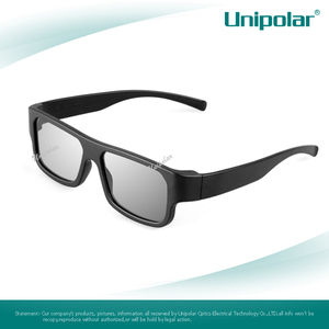 Low Price Universal Quality 3D Glasses for Cinemas