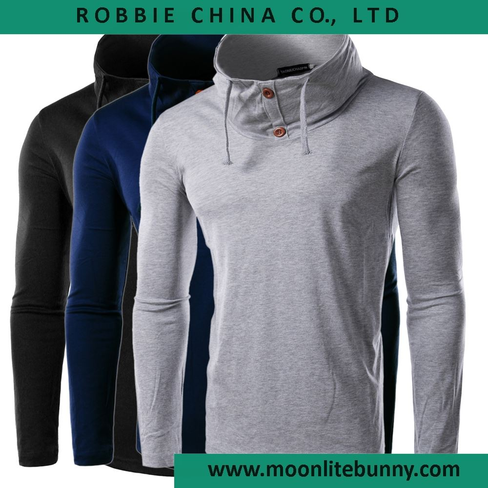 Men New Winter Autumn hoodies 2016 O-neck Fashion Long Sleeve Soild Men hoodies Hat Mens Hooded Clothing BTX021