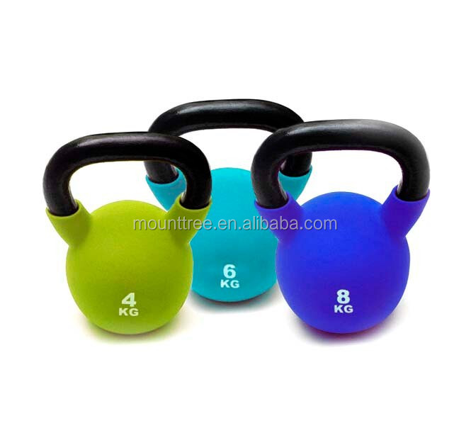 High Quality Competition Cast Iron Kettlebell