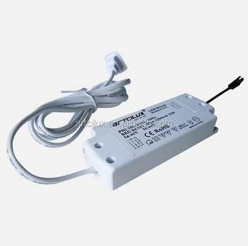 15w 40w 30w easy to use led power supply with 12VDC rated voltage