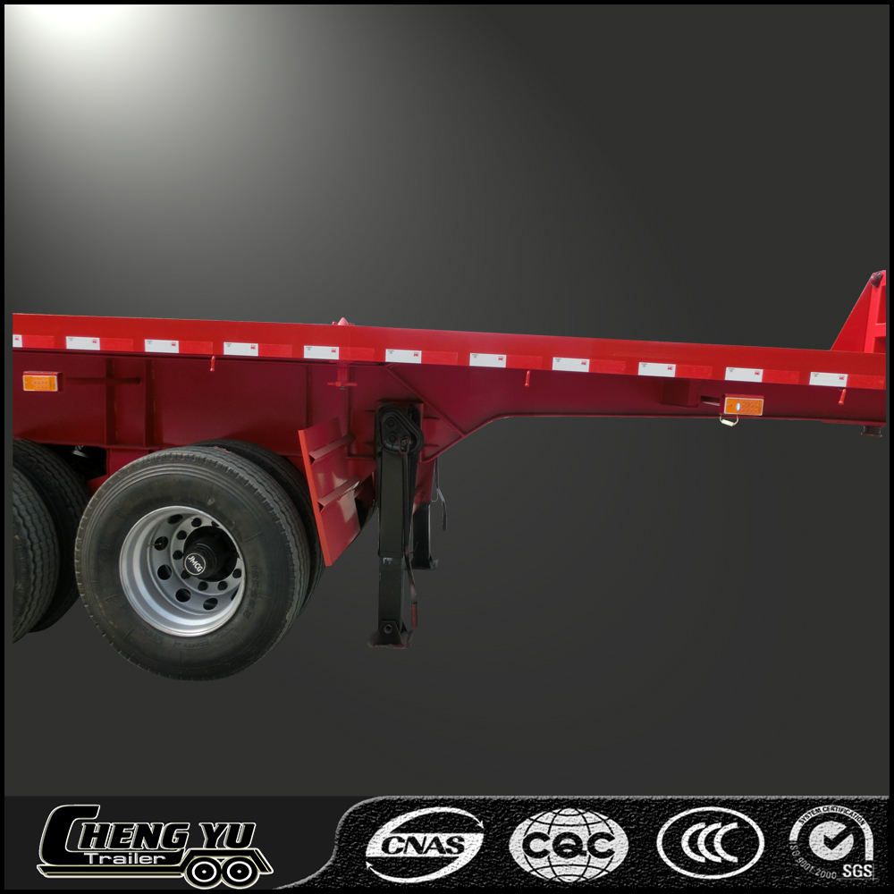 Brand new 3 axle side dump end tipping semi trailer