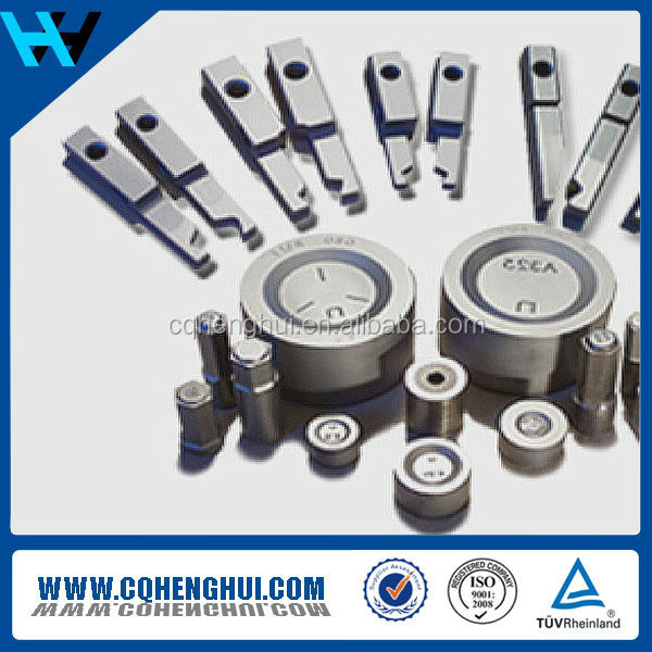 Perforated Punch Rod Extrusion Hole Heading Die H13