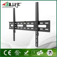 Economy fixed tv wall mount bracket for 32 37 40 42 55 65 inch LCD LED 3D PLASMA TVs Hisense Skyworth in Bed Room