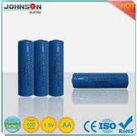 aa 1.5v battery alkaline rechargeable 18650 lifepo4 12v
