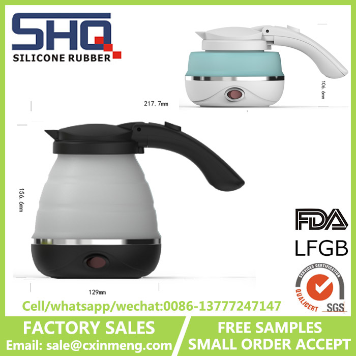 Alibaba TOP10 Slicer Manufacturer High Quality foldable car electric kettle