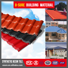 hot sale excellent weather resistance ability oriental roof tile