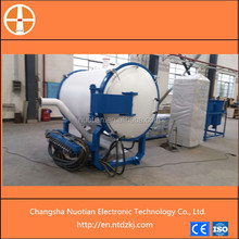 2000c electric induction vacuum sintering oven electric