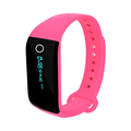 Incoming Call Notification Fitness Tracker Band Heart rate Bracelet