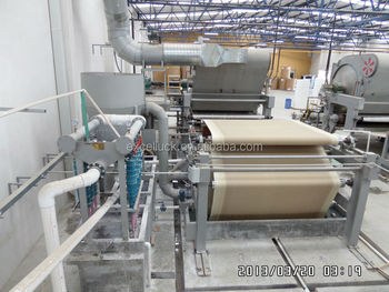 50T Toilet tissue paper machine