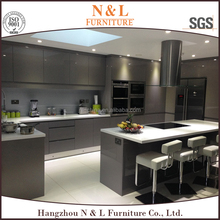 china supplier building materials Foshan manufacturer European style kitchen furniture