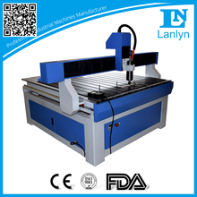 Lanlyn widely used 1212 3d desktop cnc router machine price