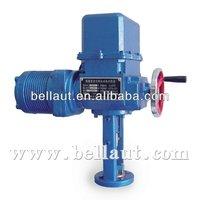 valve actuator electric applied into valve automation