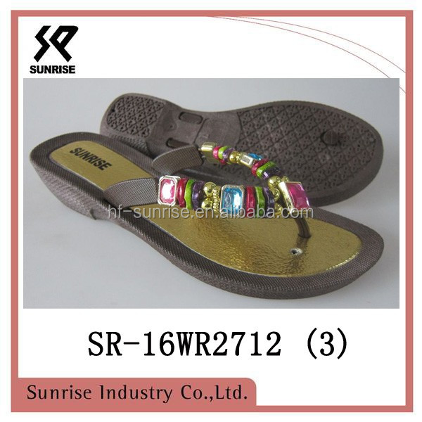chain bead design cheap slipper plastic slipper latest design slipper sandal