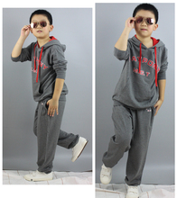 Custom Made Children Long Sleeves Hoodies+Pants
