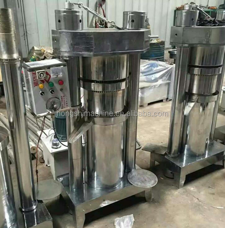 High capacity sesame oil press machine for sale