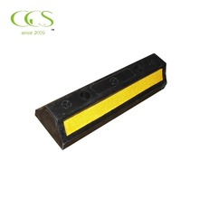 wheel chock for truck tyre metal parking stop height adjustable whiteboard