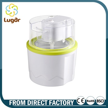 Home double isolated ice cream maker